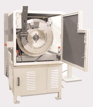 RTA rotating threading machine